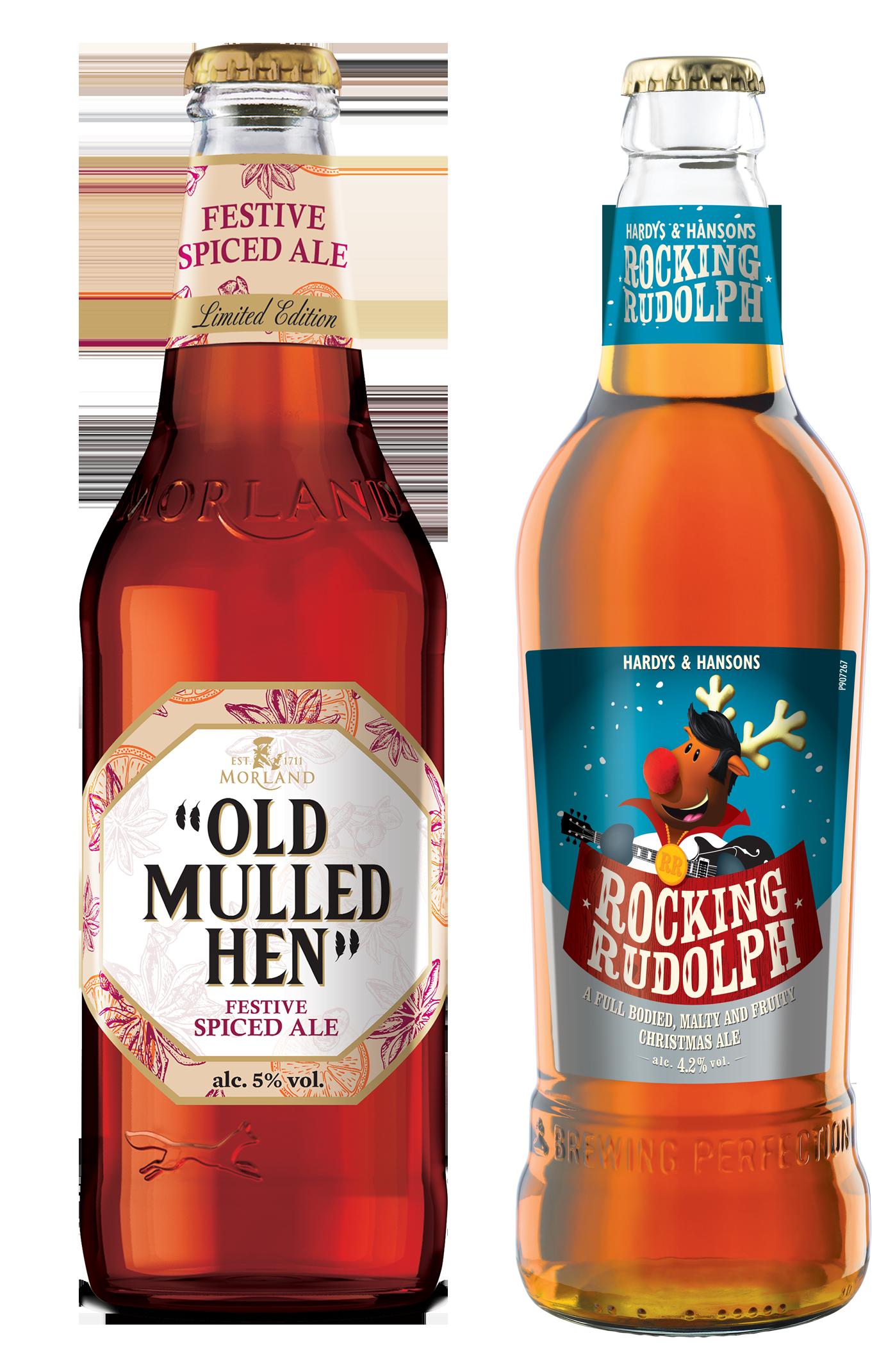 Old Mulled Hen & RockingRudolph