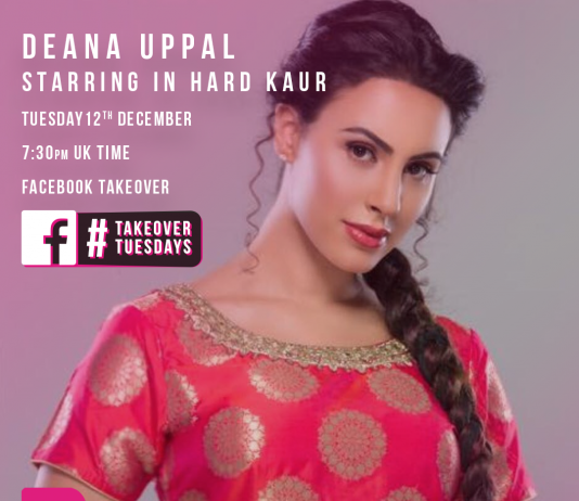 #TAKEOVERTUESDAYS WITH DEANA UPPAL