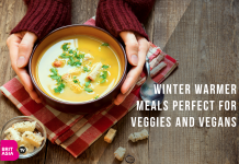 WINTER WARMER MEALS PERFECT FOR VEGGIES AND VEGANS