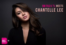 BRITASIA TV MEETS CHANTELLE LEE