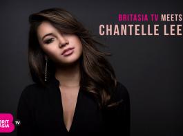 BRITASIA TV MEETS CHANTELLE LEE