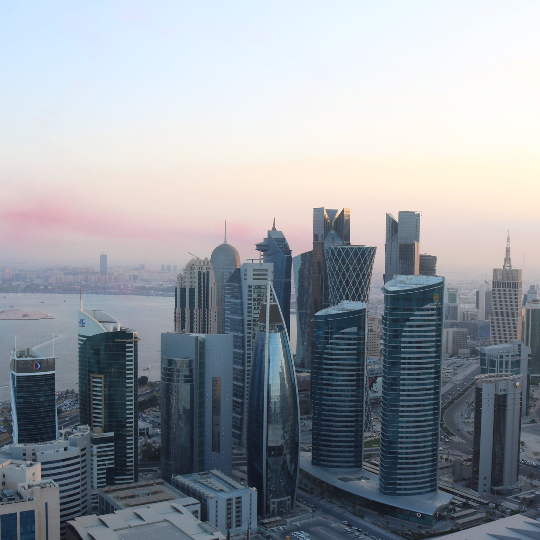 Travel in Qatar