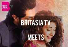 BRITASIA TV MEETS THE CAST OF RANGREZA