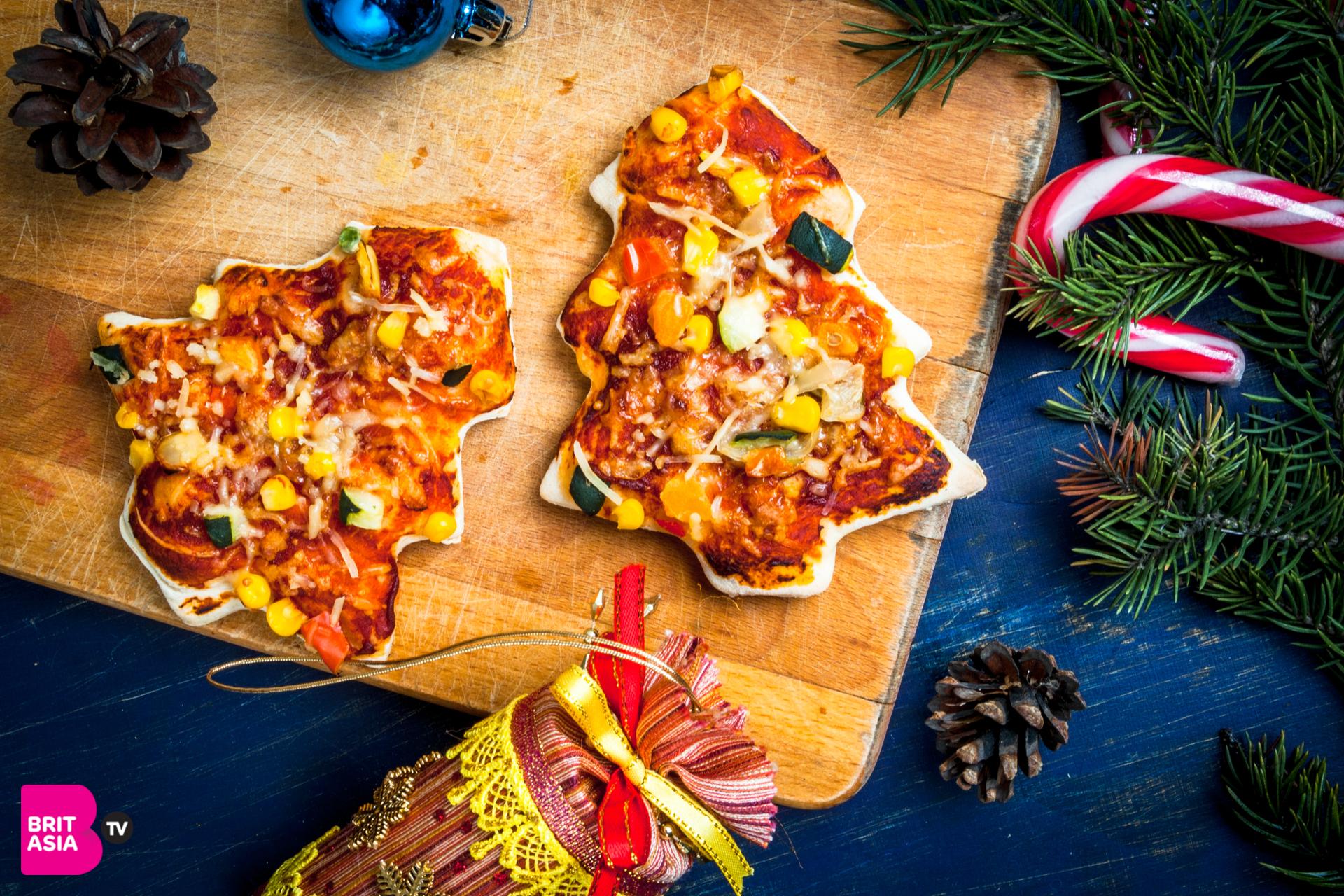 food over Christmas