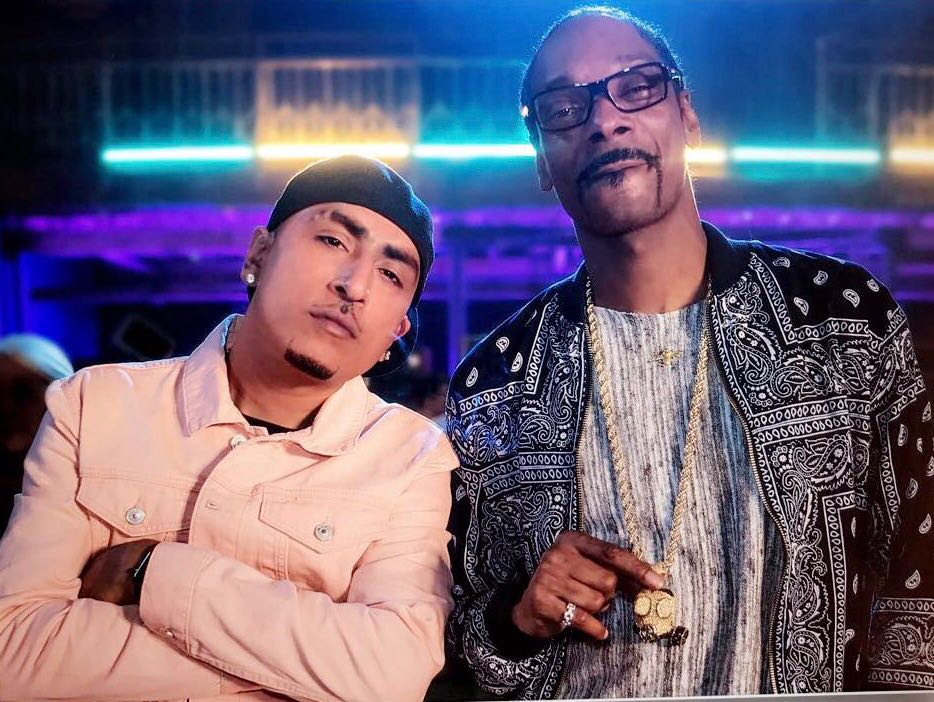Snoop Dogg and Dr Zeus