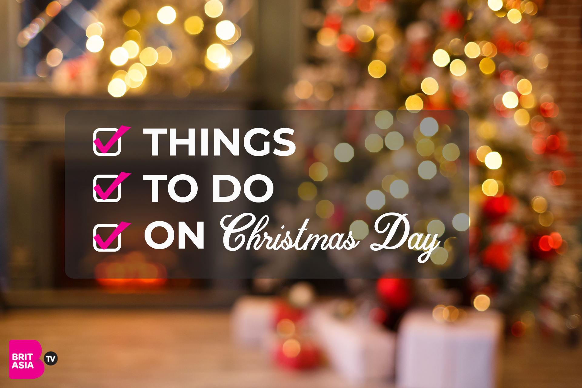 weve put together a things to do list on christmas day to keep you entertained for hours - What To Do On Christmas Day