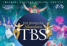 THE BHANGRA SHOWDOWN 2018