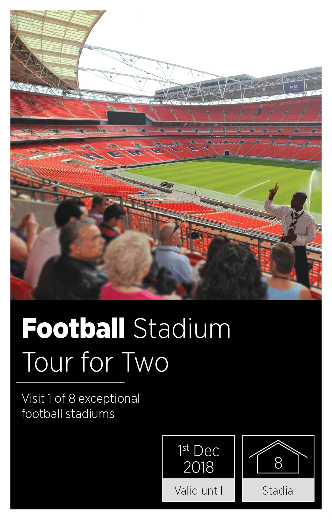 Football Stadium for 2