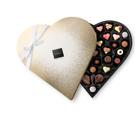 "Hotel Chocolat ""Straight from The Heart"""