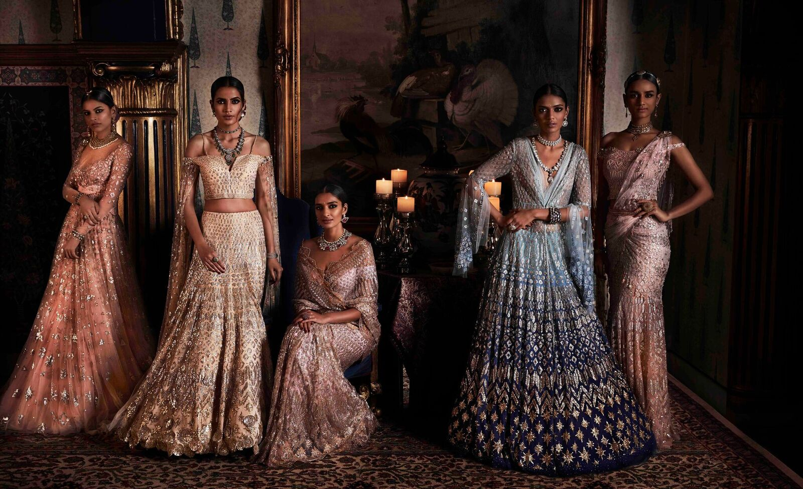 Tarun Tahiliani Wedding Outfits