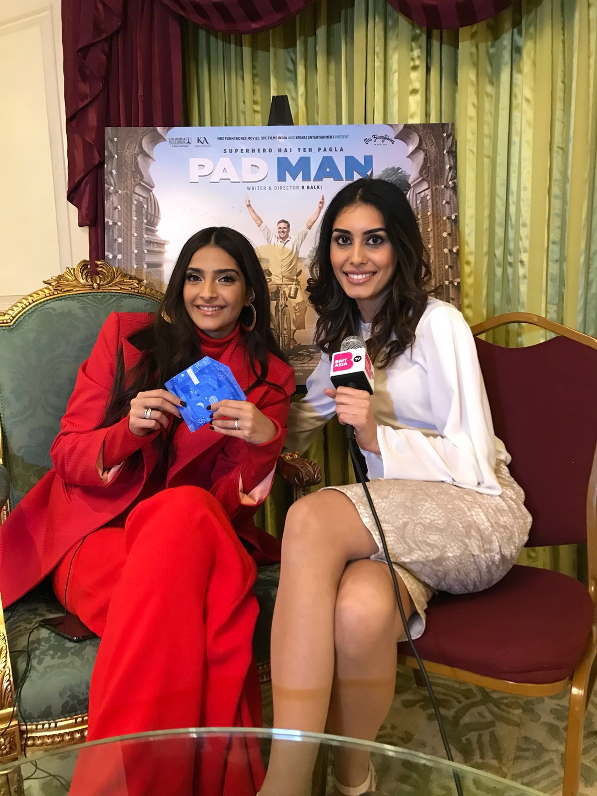 Sonam Kapoor discusses period