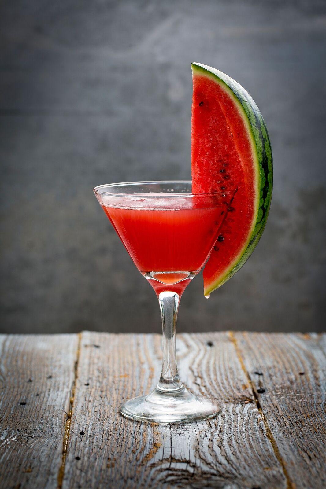 Watermelon Margarita (Courtesy of Las Iguanas)