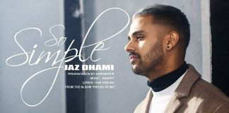 NEW RELEASE: JAZ DHAMI FT. BAMBI BAINS – SO SIMPLE