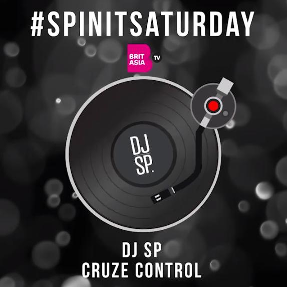 #SPINITSATURDAY: DJ SP – CRUZE CONTROL