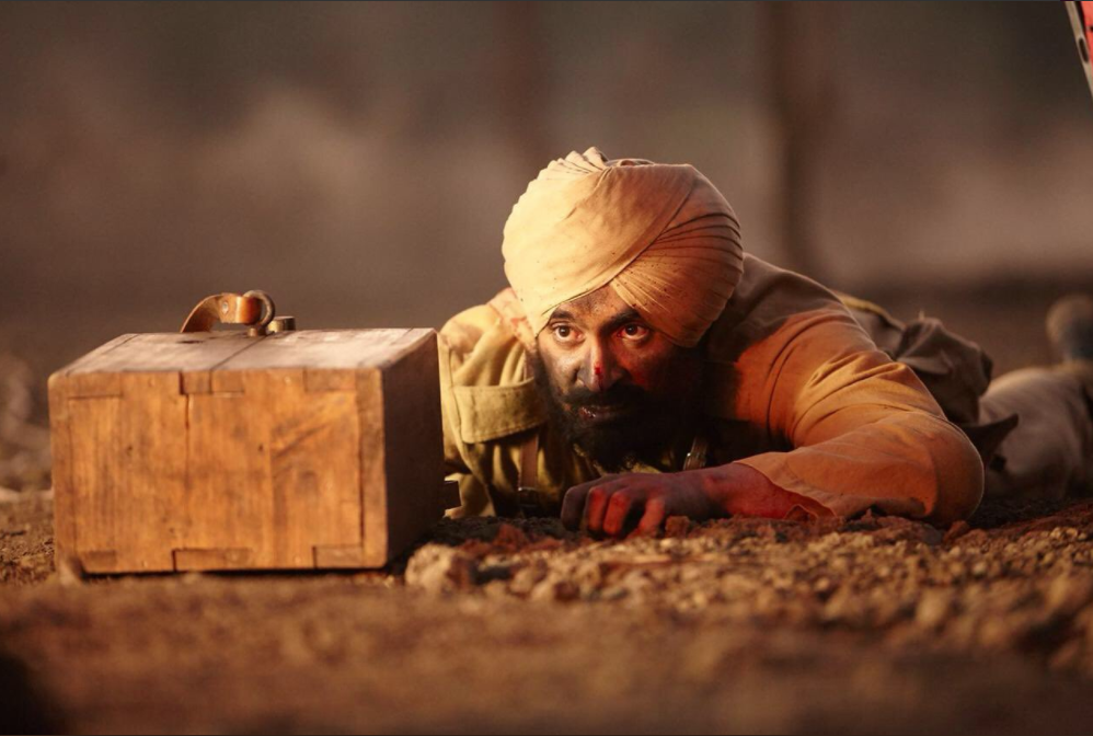 Diljit Dosanjh in new movie Rangroot