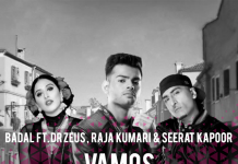 TRACK OF THE WEEK: BADAL FT. DR ZEUS, RAJA KUMARI & SEERAT KAPOOR – VAMOS