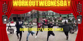 #WORKOUTWEDNESDAY WITH GABRU FERELEY X NACHDA SANSA