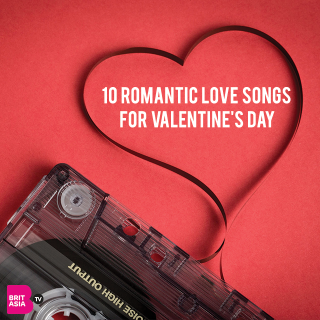 10 ROMANTIC LOVE SONGS FOR VALENTINE'S DAY