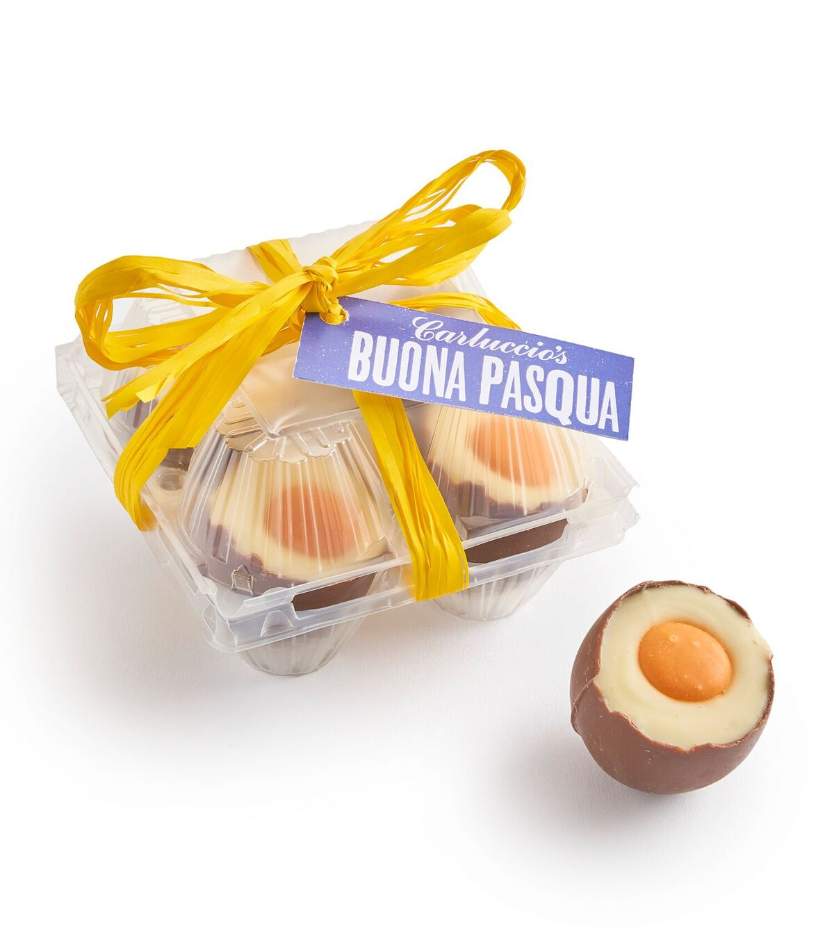 Gianduja Eggs