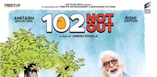 NEW FILM RELEASE: 102 NOT OUT