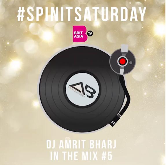 #SPINITSATURDAY: DJ AMRIT BHARJ – IN THE MIX #5