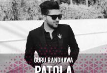 TRACK OF THE WEEK: GURU RANDHAWA – PATOLA