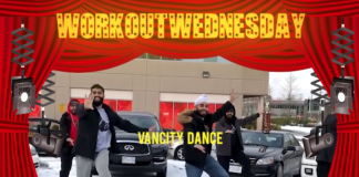 #WORKOUTWEDNESDAY WITH VANCITY DANCE