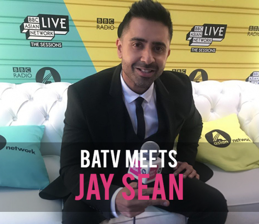 BRITASIA TV MEETS… JAY SEAN