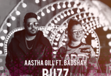 TRACK OF THE WEEK: AASTHA GILL FT. BADSHAH – BUZZ