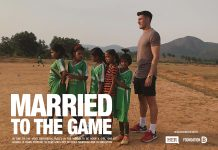 WOLVERHAMPTON WANDERERS CAPTAIN DANNY BATTH PRESENTS INDIAN FOOTBALL DOCUMENTRY 'MARRIED TO THE GAME'