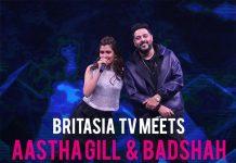 BRITASIA TV MEETS… AASTHA GILL & BADSHAH