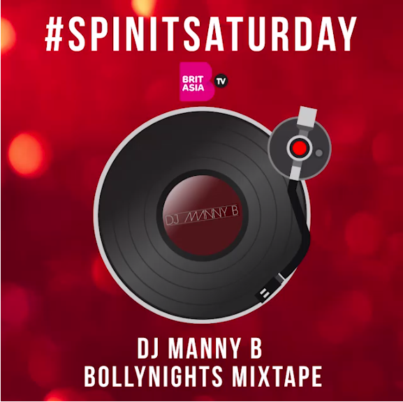 #SpinitSaturday: DJ MANNY B – BOLLYNIGHTS MIXTAPE
