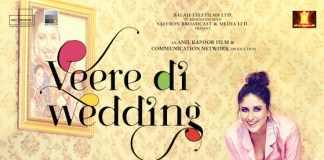 THE TRAILER FOR THE FEMALE STAR STUDDED CAST 'VEERE DI WEDDING' IS HERE