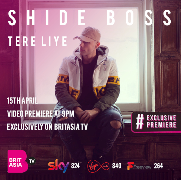 EXCLUSIVE VIDEO PREMIERE: SHIDE BOSS – TERE LIYE