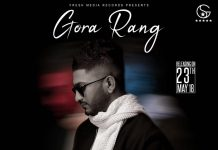 NEW RELEASE: G KHAN FT. GARRY SANDHU – GORA RANG