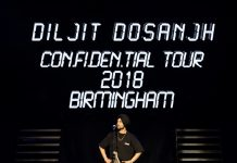 DILJIT DOSANJH BREAKS BOX OFFICE RECORD AT ARENA BIRMINGHAM