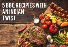5 BBQ RECIPIES WITH AN INDIAN TWIST