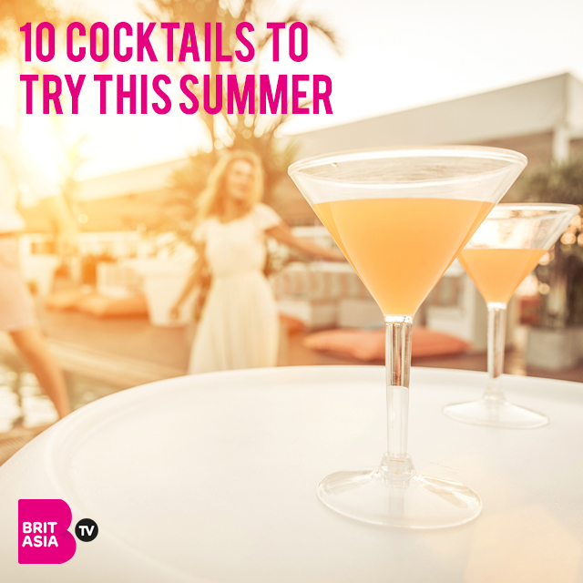 10 COCKTAILS TO TRY THIS SUMMER