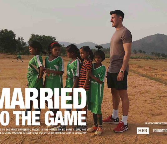 WOLVERHAMPTON CAPTAIN DANNY BATTH PRESENTS MARRIED TO THE GAME DOCUMENTARY