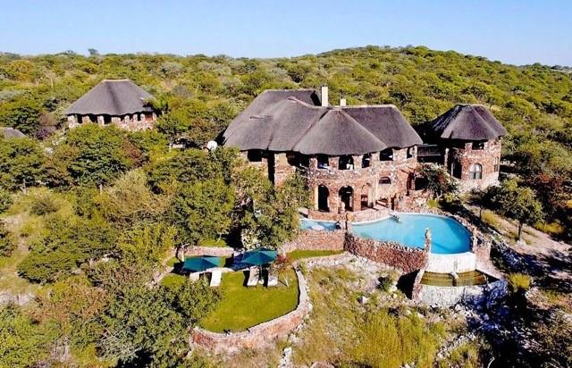 Eagle Tented Lodge & Spa – Namibia
