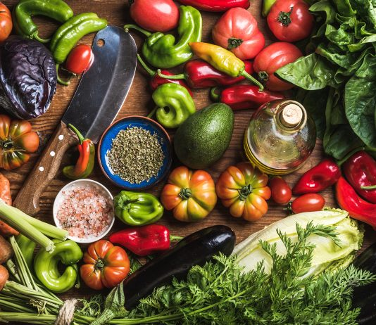 10 VEG MEALS PERFECT FOR NATIONAL VEGETARIAN WEEK