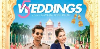 NARGIS FAKHRI SET TO STAR IN UPCOMING HOLLYWOOD MOVIE '5 WEDDINGS'