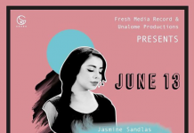 NEW RELEASE: JASMINE SANDLAS – SIP SIP