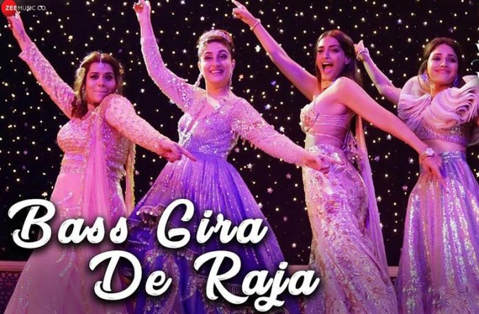 NEW RELEASE: BASS GIRA DE RAJA FROM THE MOVIE 'VEERE DI WEDDING'