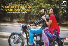 NEW RELEASE: HEEREYAN DI KHAAN FROM THE UPCOMING MOVIE 'VADHAIYAAN JI VADHAYIAAN'
