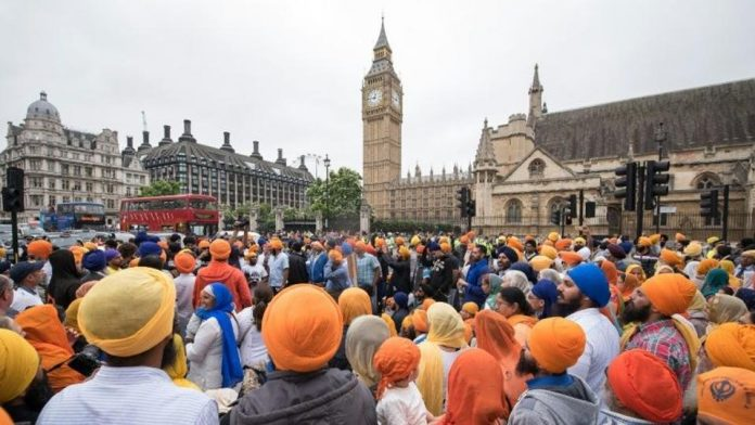 SIKHS CALL FOR SEPERATE ETHNICITY GROUP IN 2021 CENSUS