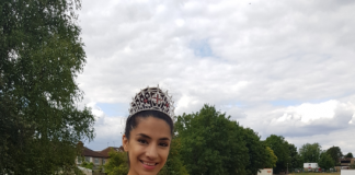 BRITISH ASIAN, ANUSHA SAREEN, THROUGH TO THE FINALS FOR MISS ENGLAND