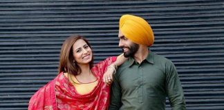 SARGUN MEHTA AND AMMY VIRK SHARE FIRST LOOK OF QISMAT