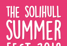 SUMMER FEST RETURNS TO SOLIHULL