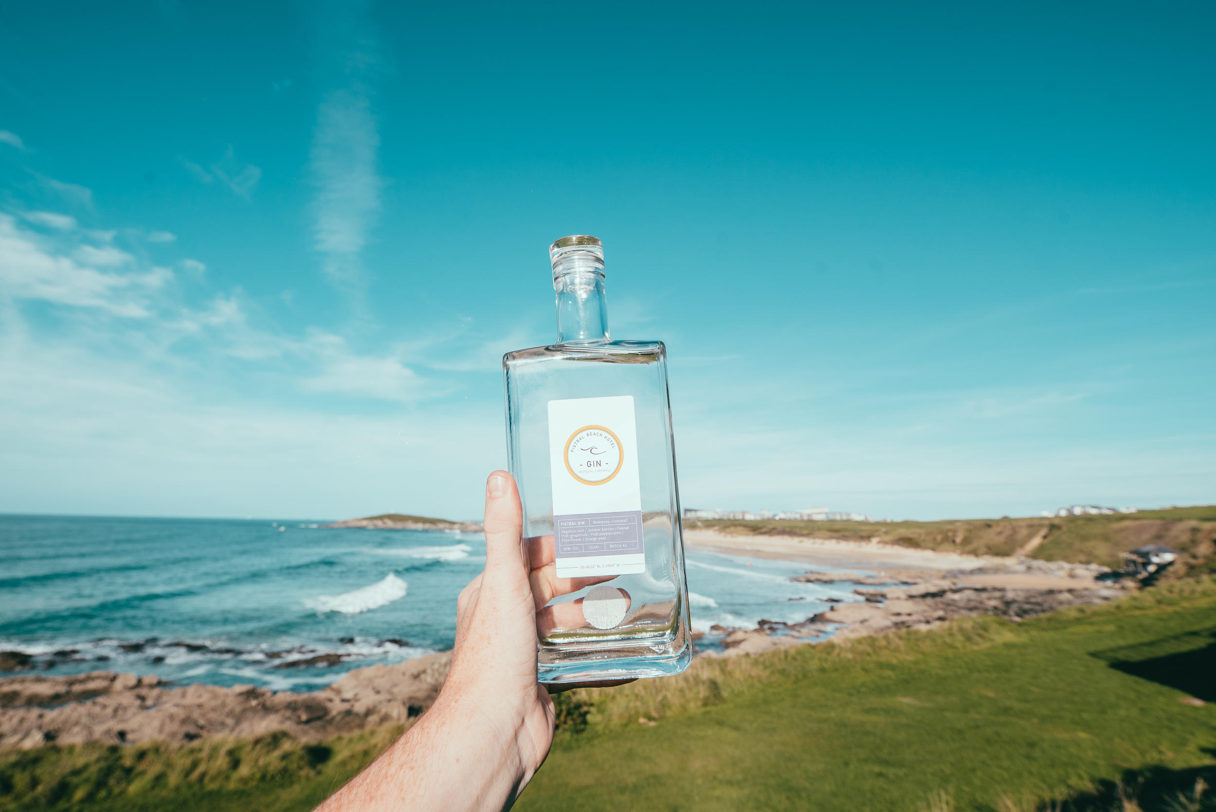 fistral gin